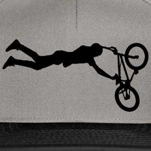BMX Bicycle Sports Bike Tee shirts - Casquette snapback