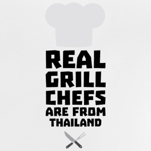 Real Grill Chefs are from Thailand Sf9gv Long Sleeve Shirts - Baby T-Shirt
