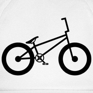 BMX Bicycle Sports Bike T-shirts - Baseballkasket