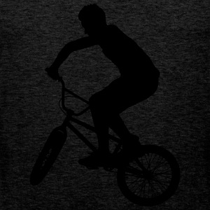 BMX Bicycle Sports Bike T-shirts - Herre Premium tanktop
