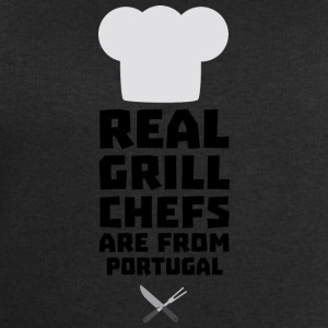 Real Grill Chefs are from Portugal S3tz6 T-Shirts - Men's Sweatshirt by Stanley & Stella