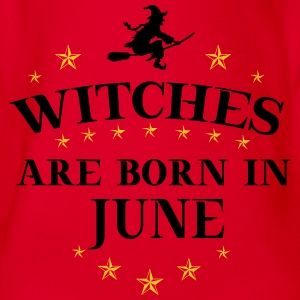 Witches June Langarmshirts - Baby Bio-Kurzarm-Body