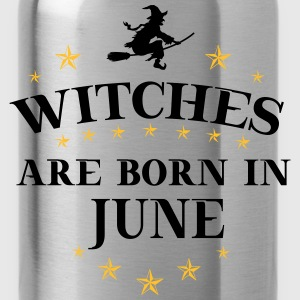 Witches June T-Shirts - Trinkflasche