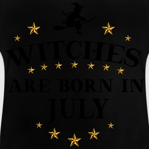 Witches July Langarmshirts - Baby T-Shirt