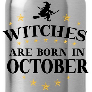 Witches Oktober T-Shirts - Trinkflasche