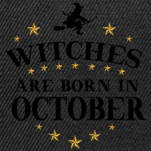 Witches Oktober T-Shirts - Snapback Cap