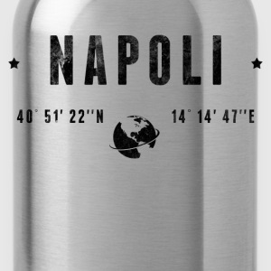 Napoli T-Shirts - Water Bottle