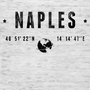 Naples T-Shirts - Women's Tank Top by Bella