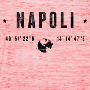 Napoli T-Shirts - Women's Tank Top by Bella