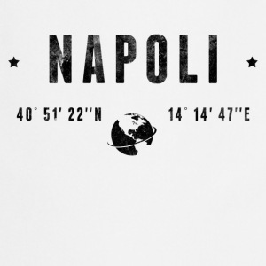 Napoli Long sleeve shirts - Cooking Apron