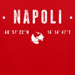 Napoli  T-Shirts - Men's Premium Tank Top