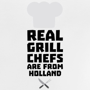 Real Grill Chefs are from Holland S3q61 Shirts - Baby T-Shirt