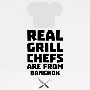Real Grill Chefs are from Bangkok S47nz Shirts - Baseball Cap