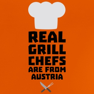 Real Grill Chefs are from Austria Sa5e3 Shirts - Baby T-Shirt