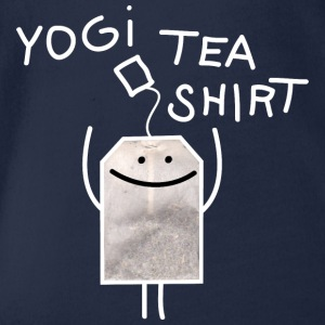 Yogi tea shirt Shirts - Organic Short-sleeved Baby Bodysuit