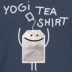 Yogi tea shirt Shirts - Men's Premium Longsleeve Shirt