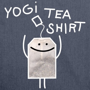 Yogi tea shirt Magliette - Borsa in materiale riciclato