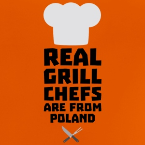 Real Grill Chefs are from Poland Stz6s Shirts - Baby T-Shirt