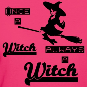 Always a Witch - Frauen Bio-T-Shirt