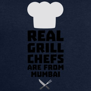 Real Grill Chefs are from Mumbai S8y6w Shirts - Men's Sweatshirt by Stanley & Stella