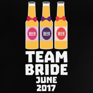 Team Bride June 2017 Sj53v Shirts - Baby T-Shirt