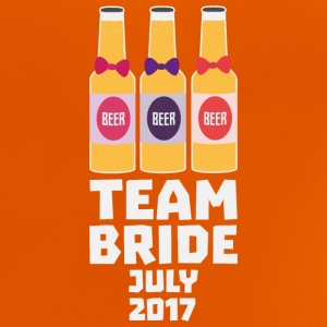 Team Bride July 2017 Sh8ct Shirts - Baby T-Shirt