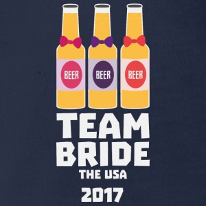Team Bride The USA 2017 S3vwc Shirts - Organic Short-sleeved Baby Bodysuit