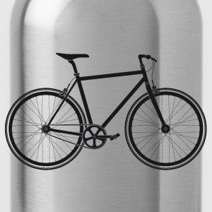Singlespeed black T-Shirts - Water Bottle