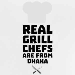 Real Grill Chefs are from Dhaka S1ak8 Shirts - Baby T-Shirt