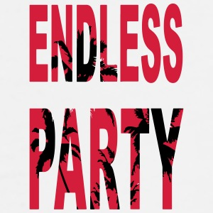Endless Party Beach - Männer Premium T-Shirt