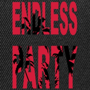 Endless Party Island - Snapback Cap