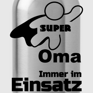 Super Oma Tops - Trinkflasche