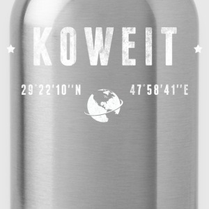 Koweit T-Shirts - Water Bottle