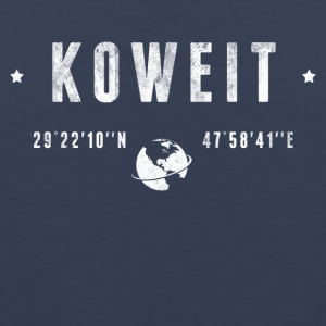 Koweit Long sleeve shirts - Men's Premium Tank Top