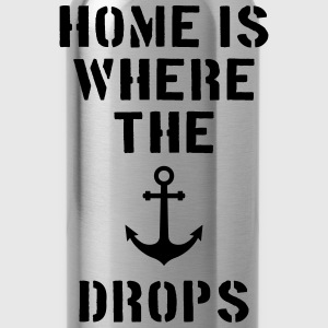 home is where the anchor drops Anker Hamburg Tee shirts - Gourde