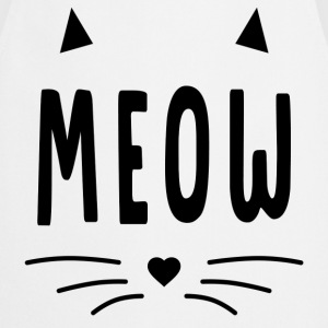 Meow T-Shirts - Cooking Apron