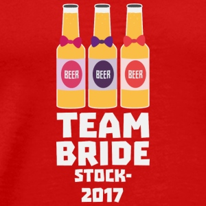 Team Bride Stockholm 2017 S0k5v Long Sleeve Shirts - Men's Premium T-Shirt