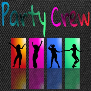 Party Crew Tops - Snapback Cap
