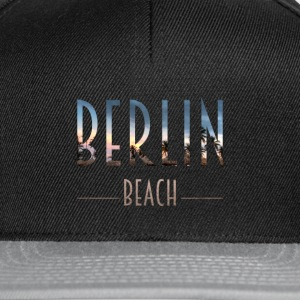 Berlin Beach T-Shirts - Snapback Cap