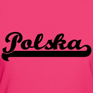 polska_teamspirit Tops - Frauen Bio-T-Shirt