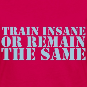 train insane Hoodies & Sweatshirts - Women's Premium Longsleeve Shirt