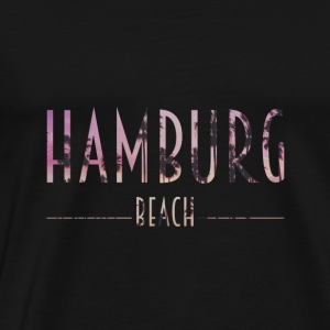 Hamburg Beach Tops - Männer Premium T-Shirt