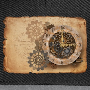 Steampunk watch T-shirts - Snapback cap