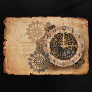Steampunk watch Tee shirts - T-shirt Bébé