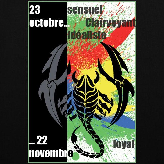 Zodiac Scorpion