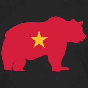 bear T-Shirts - Men's Premium Longsleeve Shirt