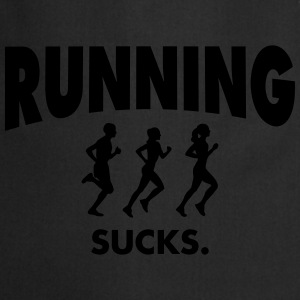 Running Sucks T-shirts - Forklæde