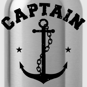 CAPTAIN ANCHOR  Tops - Water Bottle