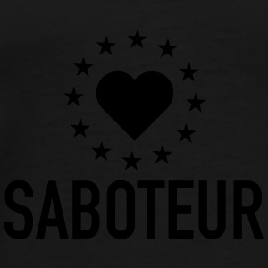 Brexit Saboteur Coffee Mug - Men's Premium T-Shirt