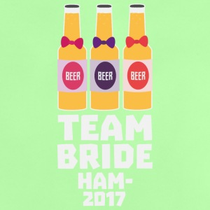 Team Bride Hamburg 2017 S8k41 Shirts - Baby T-Shirt